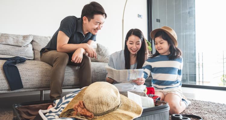 5 Hal Wajib Yang Perlu Disiapkan Sebelum Pergi Liburan
