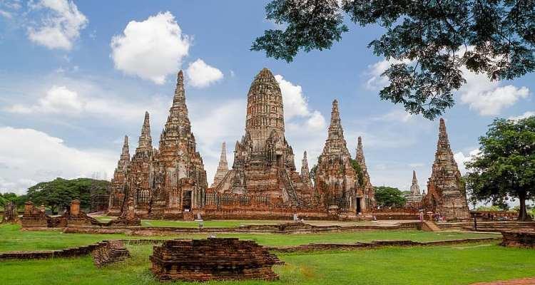 6 Reruntuhan yang Harus Anda Lihat di Ayutthaya, Thailand